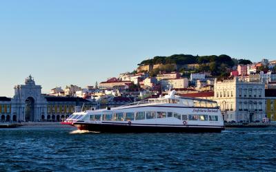 Navio Lisboa Vista do Tejo (LVT)