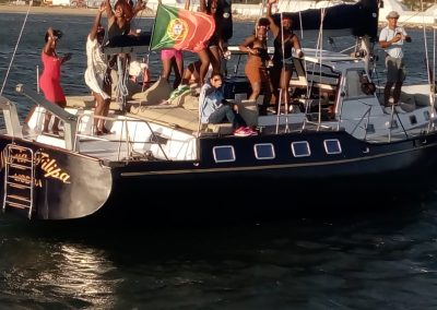 Festas em barcos