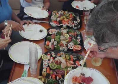 Sushi Sailing Day