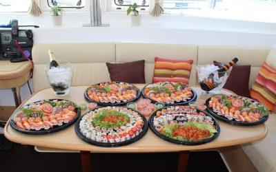 Sushi a Bordo