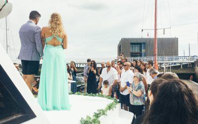 Casamento a Bordo